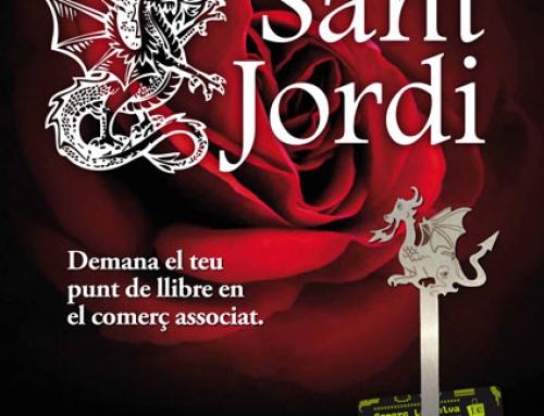 MAÇANET SELVA – Sant Jordi (2011)