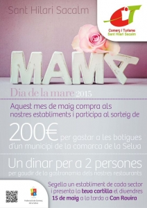 Sant Hilari Sacalm - Dia de la mare 2015