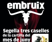 SANT HILARI – Embruix (2015)