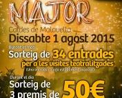 CALDES MALAVELLA - Festa major (2015)