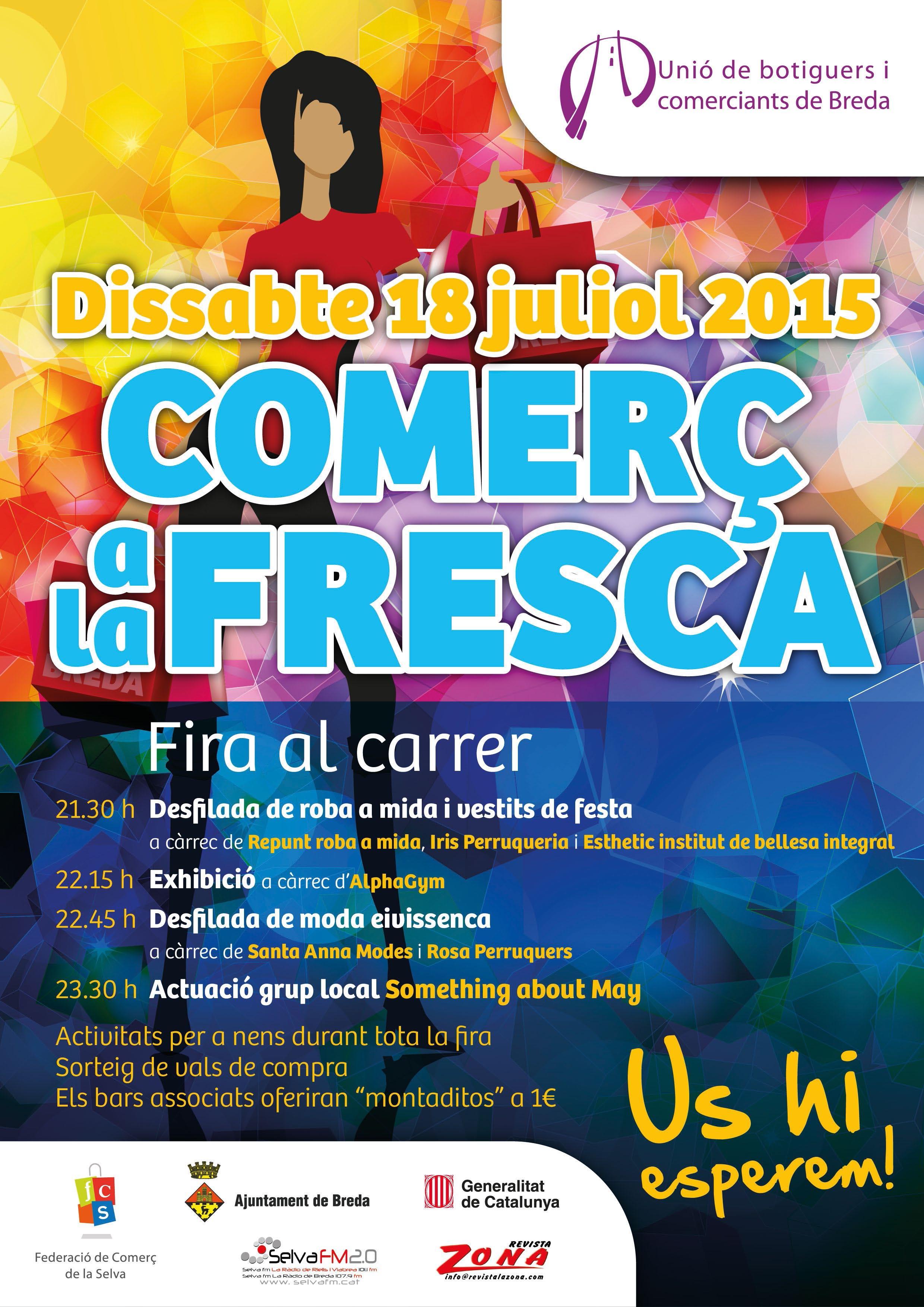 2015 Comerç a la Fresca Breda