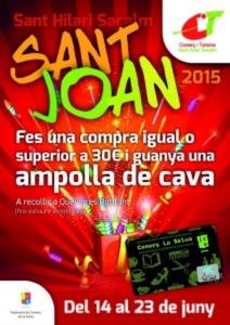 Sant Hilari Sacalm - Sant Joan 2015