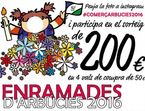ARBÚCIES – Enramades  (2016)