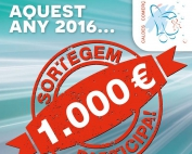 Sortegem 1000 euros a Caldes de Malavella