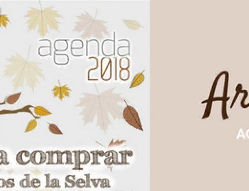 ARBÚCIES – AGENDA 2018