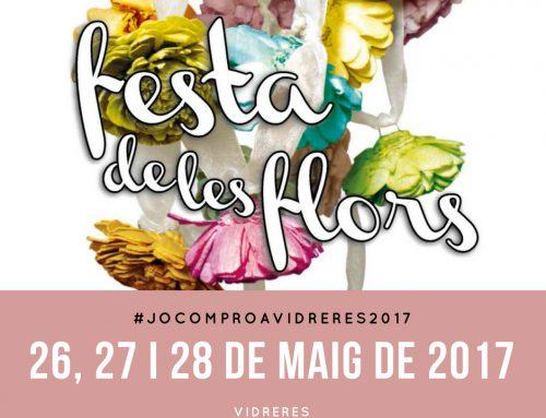 VIDRERES – Festa de les flors