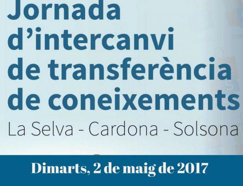 FCS – Jornada d'intercanvi de transferència de coneixements