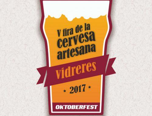 VIDRERES- V fira de la cervesa artesana 2017