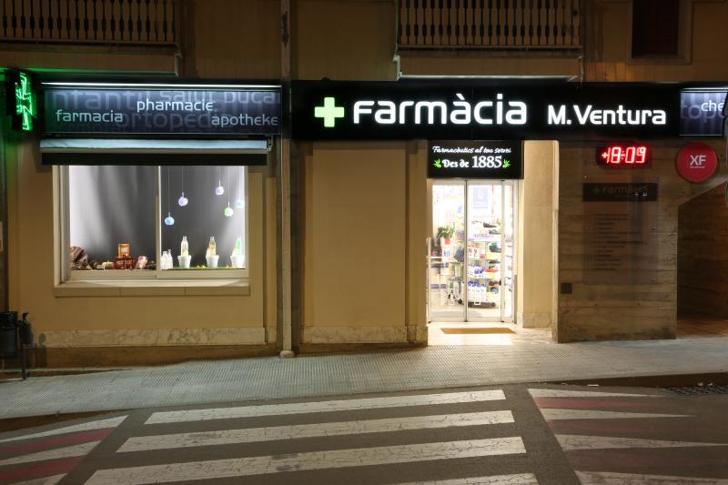 FARMÀCIA MÒNICA VENTURA