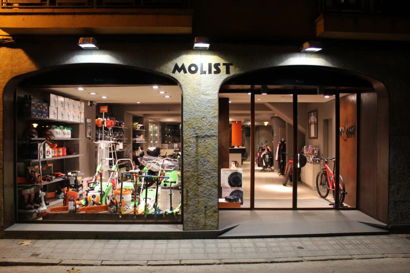 TALLER I MOTOS MOLIST