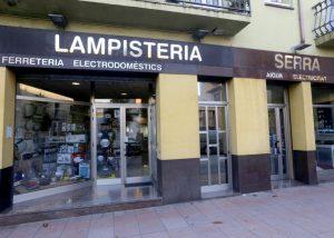 LAMPISTERIA SERRA
