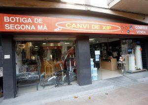 CANVI DE XIP