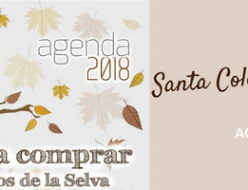 SANTA COLOMA DE FARNERS- AGENDA