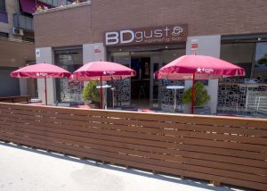 BAR CAFETERIA BDGUST